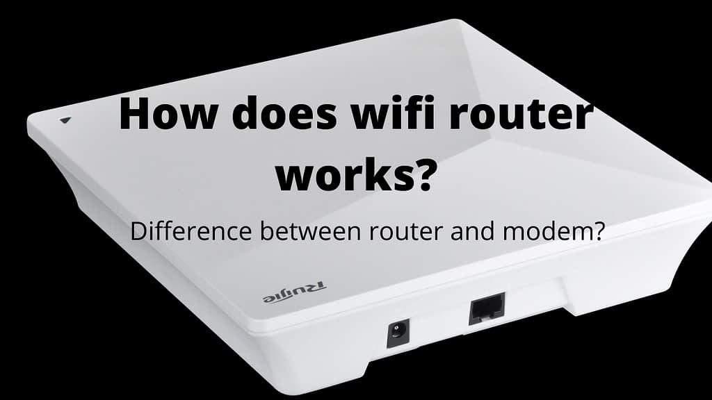 How-does-wifi-router-works