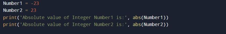 absolute-python-value