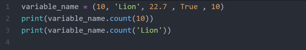 what is a tuple in python
