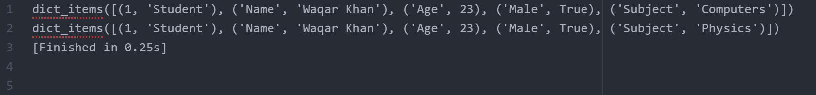 item_output_python_dictionary