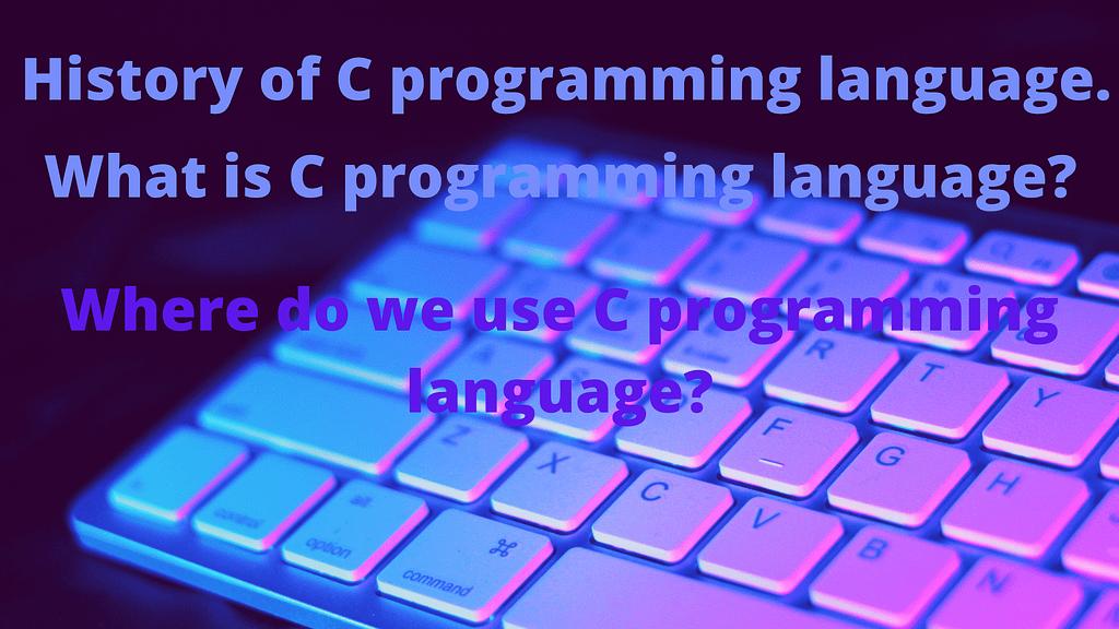 What-is-C-programming-language