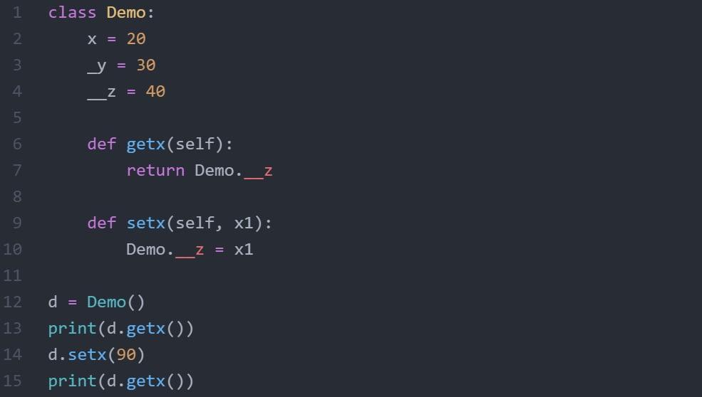 Encapsulation_using_getter_and_setter_methods